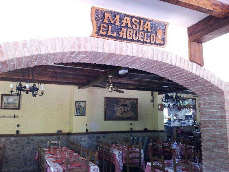 Restaurante en terrassa mas a el abuelo - Masias en terrassa ...